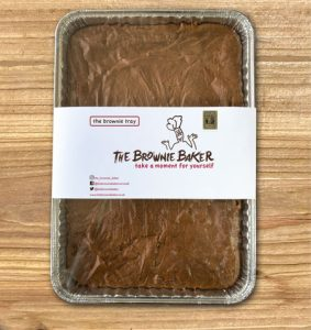 The Brownie Baker Party Tray